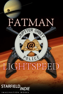 Fatman at Lightspeed cover image