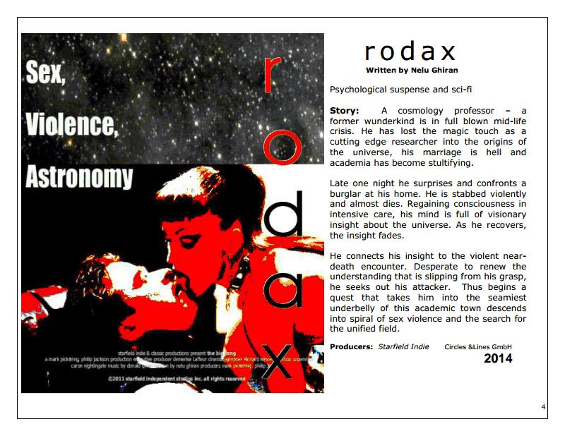 Rodax synopisis screenshot